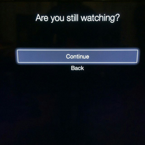 netflix are you still watching